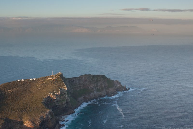 PPGs over Cape Point